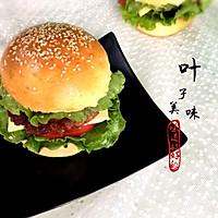 猪肉汉堡的做法图解14