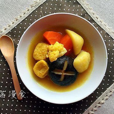 日式咖喱煮-减肥美味又营养