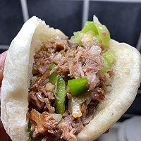 #美食新势力#酥脆喷香的肉夹馍的做法图解10