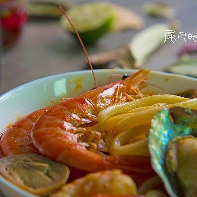 泰国冬阴功汤面