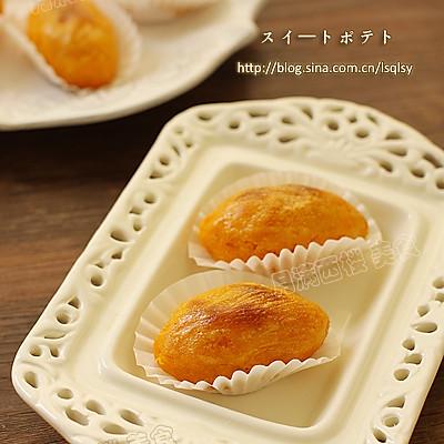日式烤红薯--美的T3-L381B烤箱的做法