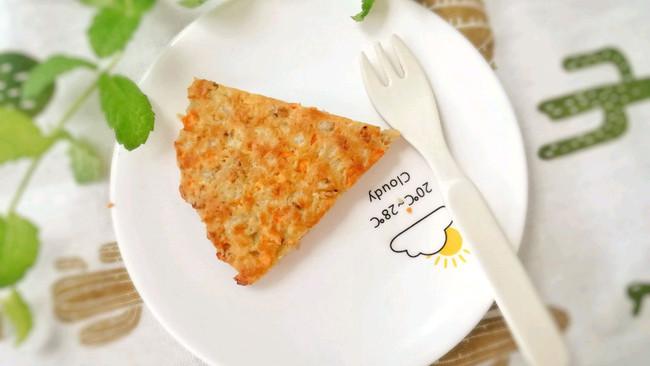 12M+牛肉莲藕粗粮饼:宝宝辅食营养食谱菜谱的做法