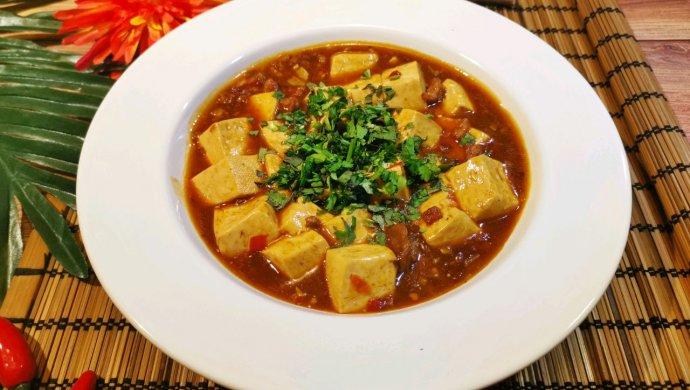 家常川味烩豆腐