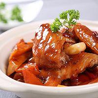 百变焖锅之三汁鸡翅焖锅—捷赛私房菜的做法图解4
