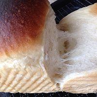 冷藏中种北海道吐司~面包机揉面的做法图解16