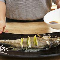 迷迭香:清蒸鲈鱼的做法图解7