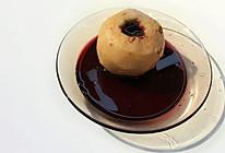 红酒蒸苹果的做法