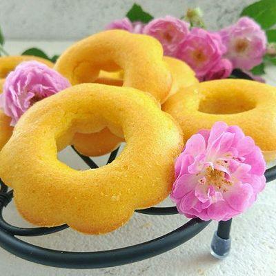 胡萝卜甜甜圈