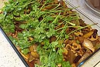豆豉烤鱼的做法