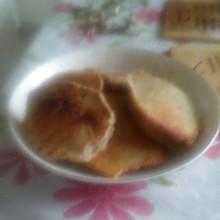 玉米面小饼子
