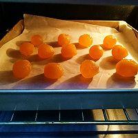金沙奶黄肉松月饼#晒出你的团圆大餐#的做法图解1