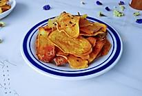 蜂蜜黄油地瓜片的做法