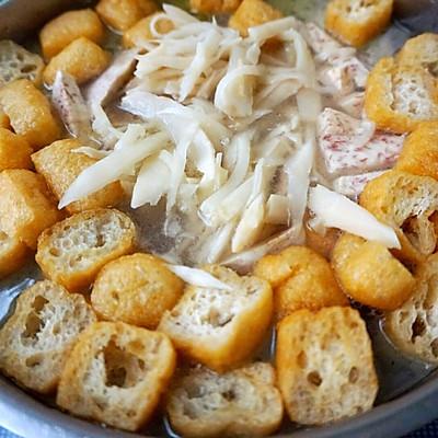 完全停不下来的[田螺鸭脚煲]的米粉-菜谱-豆果三堡做法图片