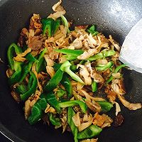 平菇小炒肉的做法图解9