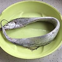 红烧带鱼的做法图解1
