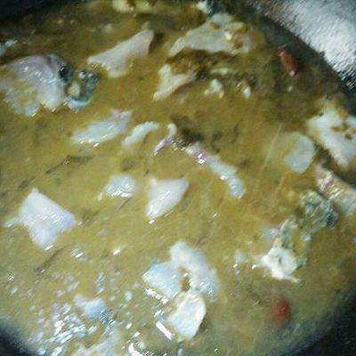 【猫咪之家】酸菜鱼的做法 步骤9