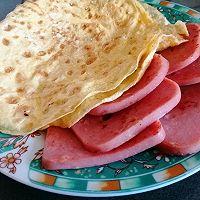#夏日消暑,非它莫属#早餐三明治的做法图解2