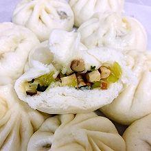 香菇素菜包~素食主义
