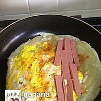 5分钟快速早餐-香香手抓饼的做法图解7