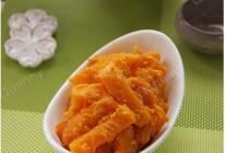 【咸蛋黄焗南瓜】——利仁电火锅试用菜谱(五)的做法