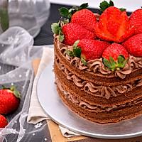 【香浓巧克力草莓蛋糕】——COUSS CO-960A出品