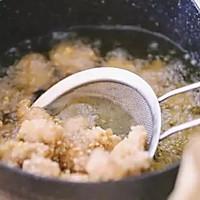 台湾经典小吃盐酥鸡,一口就酥到心里的做法图解5