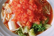 番茄杂蔬的做法