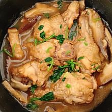 不加一滴油的香菇炖鸡翅根