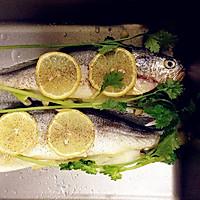 简单又好吃---香烤黄花鱼的做法图解2