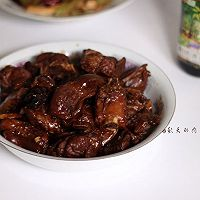 #菁选酱油试用之排骨烧鸡肫