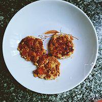 健身减脂 无油紫薯鸡胸肉汉堡的做法图解7