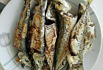 香煎小海鱼的做法