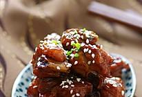 最适合女人吃的精致排骨——酸甜诱人的冰花梅酱烧排骨的做法
