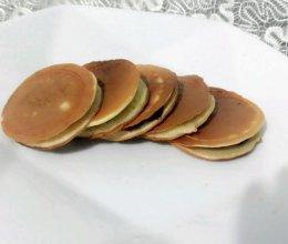 红豆沙铜锣烧#九阳烘焙剧场#的做法