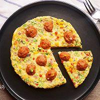 香烤瑞典肉丸鸡蛋派#宜家让家更有味#的做法图解9