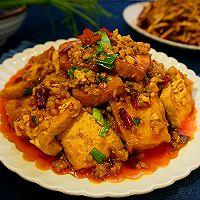 香辣酱汁焖豆腐的做法图解18