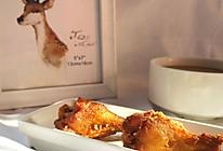 #硬核菜谱制作人#比外卖还好吃的秘制烤翅根的做法