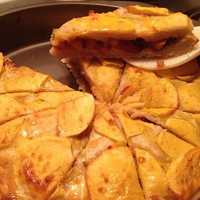 苹果派 甜点 烘培