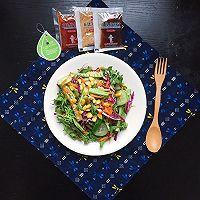 夏日减肥沙拉#丘比沙拉汁#的做法图解6