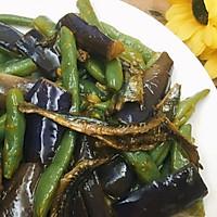鱼香四季豆茄子