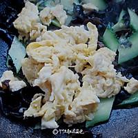 #520,美食撩动TA的心!# 木耳炒鸡蛋的做法图解7