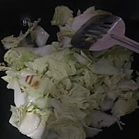 简单好吃的醋溜藕白菜的做法图解4