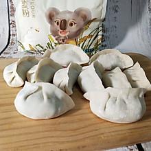 香菇大白菜水饺