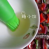 【彩椒鸡肉烤串】的做法图解5