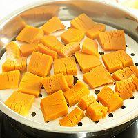 利仁电饼铛试用之豆沙南瓜饼的做法图解3