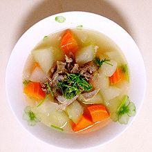 排骨冬瓜汤(高压锅)
