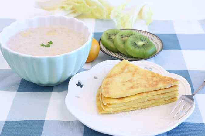 宝宝辅食微课堂 白菜1 1早餐 简单美味