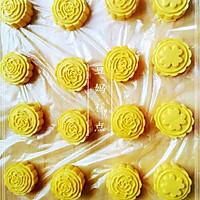 蒸出来的无油南瓜饼,健康美味,QQ的,甜甜的,糯糯的的做法图解7
