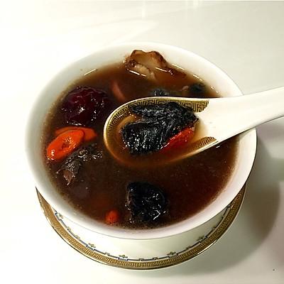 女人汤—乌鸡红枣枸杞四物汤的做法 步骤6