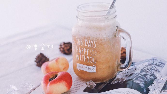 减脂 | 夏日蜜桃红茶